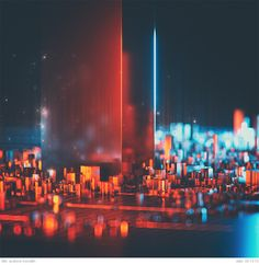 beeple - the work of mike winkelmann (cinema project files, free vj loops… H Design, Graphic Design, Creative Inspiration, Design Inspiration, Hand Painted Canvas, Canvas Art, Poster S, 3d Prints, Frames