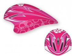 NEW Gray Aero Helmet...This one is for the girls!  Fast and Fashionable, who could resist!