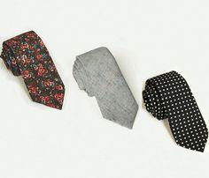 Patterned Neckties