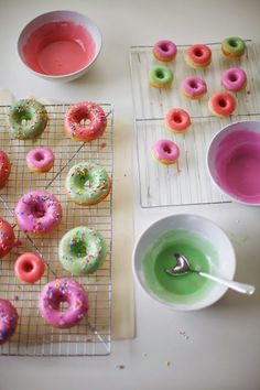 Tea & Doughnuts on Pinterest | Donuts, Baked Blueberry Donuts ...