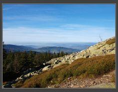 Ztracené kameny - Lost Stones - Jeseníky Mountains, Czech Republic.