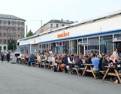 Kopenhagen | Daenemark | waseigenes.com |  mother Restaurant Pizza