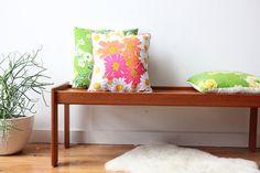 Teak Danish Modern Komfort Bench by GallivantingGirls on Etsy, $199.00