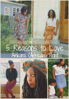 5 Reasons to Love Ankara (African) Print | Thriftanista in the City