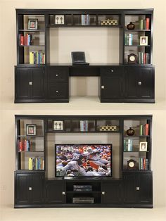 Entertainment Furniture – Solid-Wood Home Entertainment Showcases