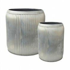 Provence Potter zinc from Hübsch