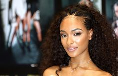 """jourdandunnnews: """""""" Jourdan Dunn Celebrates The Launch Of The Lon Dunn+ Missguided Collection At Missguided's Westfield Store """" """""""