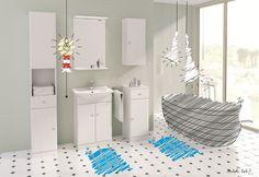Efekt pracy warsztatów dzieci ze szkoły im. Astrid Lindgren w Miliczu podczas których poprosiliśmy o stworzenie ich idealnej łazienki.
