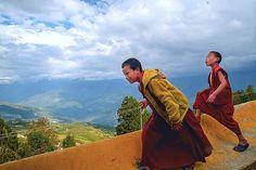 Tawang Monastery kids