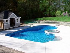 Today's lap pool designs go beyond basic rectangular shapes. simple pool house designs simple pool designs swimming pool landscape designs simple decor c basic pool. Swimming Pool Kits, Children Swimming Pool, Small Swimming Pools, Small Pools, Swimming Pools Backyard, Swimming Pool Designs, Lap Pools, Backyard Pool Landscaping, Backyard Pool Designs