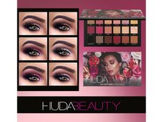 Huda Beauty Rose Gold Remastered - The Sims 4 Download - SimsDom