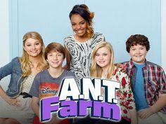 Watch: Disney Channel's 'A.N.T. Farm' to end after three seasons