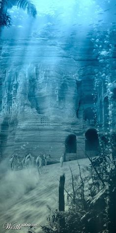 Image detail for -The Lost City of Atlantis - Worth1000 Contests