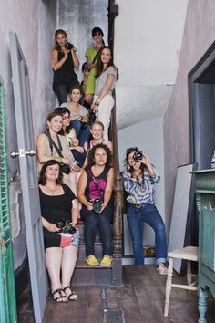 Scenes from Picture This portrait workshop in Sydney http://carlacoulson.com/picture-this-workshop-sydney/
