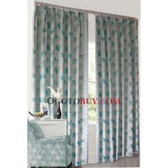 Sports Type Hockey Players Patterns Polyester Grey Thermal Curtains for Kids/Teens (Two Panels)