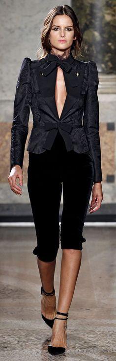 Pu Qi elegant Emilio Pucci 2011-2012 Winter Women
