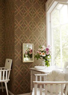 Rosenvinge wallpaper from Borastapeter £55