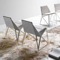 Xabarth chair designed by Joe Velluto