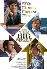 """The Big Short"" rented from RedBox 07-2016"