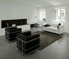 1000 images about deco le corbusier on pinterest le for Le pere du meuble furniture