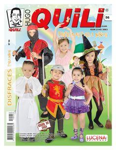 Nuestra revista de Disfraces para Niños No 56