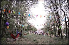 Organisation et décoration : Les Cocottes  crédit photo : Ernestine et sa famille