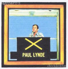 Hollywood Squares w/ Paul Lynde in the middle square ..
