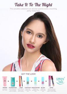 Lookbook - Plains and Prints Skin Primer, Blush On Cheeks, Happy Skin, Liquid Foundation, Spring Summer 2016, Get The Look, Prints