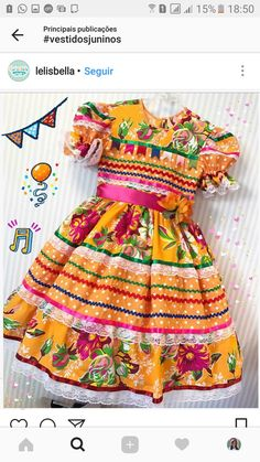 Little Girl Dresses, Little Girls, Girls Dresses, Summer Dresses, Baby Silhouette, Outfits Niños, Bday Girl, Kids Outfits Girls, Toddler Fashion