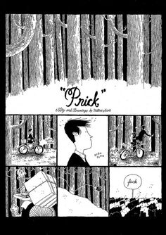 Prick Page 1 by Mateus Acioli, via Flickr