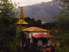 Bunyola Town in Mallorca! IT is a magic place to relax!