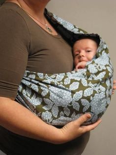30 Minute Baby Sling_e_0CPN - via @Craftsy