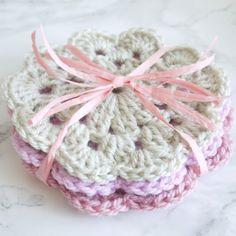 Coaster Crochet Pattern | Bella Coco Store