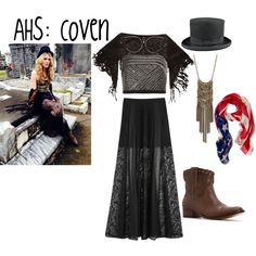 "Misty from ""American Horror Story: Coven"""