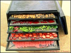 20 Things To Do With Your Dehydrator