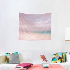 Dreamy Beach Sands Artwork Tapestry    #tapestry #dreamy #beach