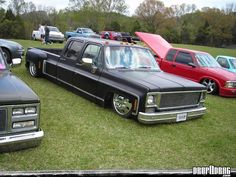 1976 chevy Dually bagged - Google Search