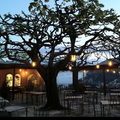 Ravello Amalfi Coast yes - but amazing potential for us to do an event