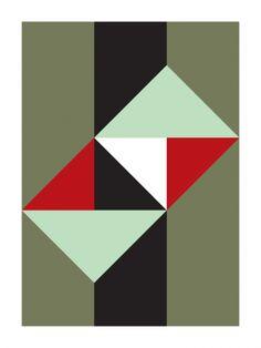 Voile (2011) - Geometric Art by Gary Andrew Clarke