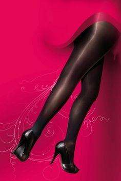 96b6d97c324 Ladies 1 Pair Pretty Polly Curves 60 Denier Plush Opaque Tights