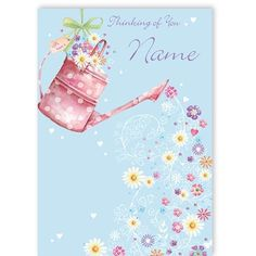 Thinking of you - QuickClickCards Personalized Greeting Cards, Your Message, Your Design, Thinking Of You, Special Occasion, Messages, Thinking About You, Text Posts