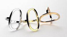 Bague en argent, avec ou sans plaquage Minimalist Jewelry, Or Rose, Wedding Rings, Engagement Rings, Plating, Silver Color, Bangle Bracelet, Enagement Rings, Anillo De Compromiso