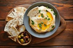 Zahav's Hummus 'Tehi