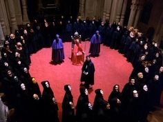 Eyes Wide Shut, Stanley Kubrick (1999)