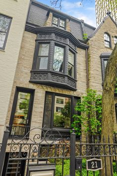 21 East Scott Chicago Illinois 60610. Beautiful vintage, building redone with amazing contemporary style. Located in chic Gold Coast neighborhood with easy access to beach, shopping and popular restaurants.