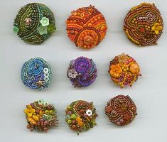 Bead & Button Patterns | Ravelry: Knitting in Beads and Buttons pattern by Traditional Design