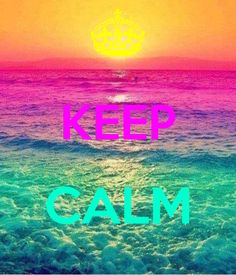 Colorful Keep Calm