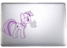 My Little Pony Twilight Sparkle Decal