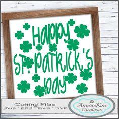Happy St Patricks Day, Filing, Svg File, Cutting Files, Irish, Digital, Irish Language, Silhouette Projects, Ireland