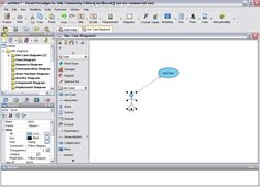 Creating use case diagram with visual paradigm uml software www visual paradigm for uml vp uml is free uml drawing tool that supports the latest uml standards the application offers support for all 13 uml diagram ccuart Choice Image